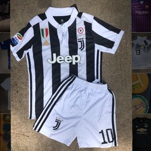 Other - Kids Dybala Juventus shorts and shirt